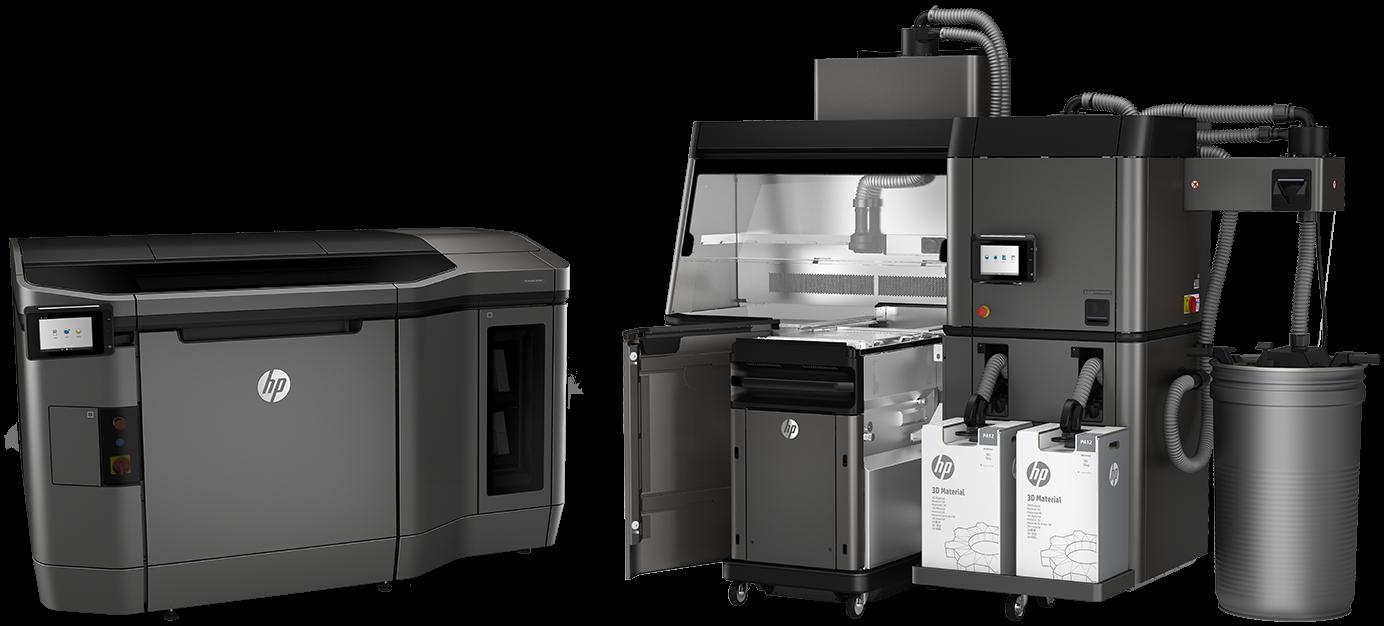 HP Multi Jet Fusion 4200 3D Printer